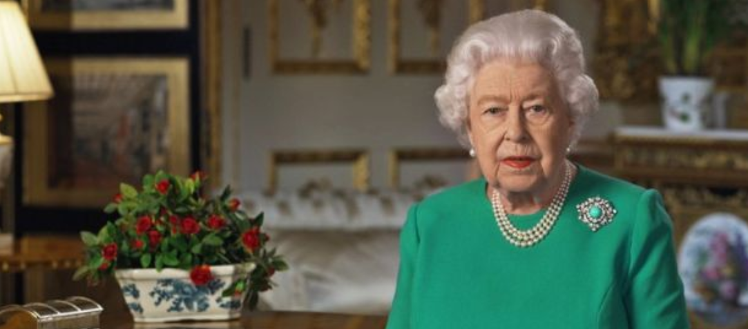 Leadership in a time of Crisis: Queen Elizabeth sets the standard