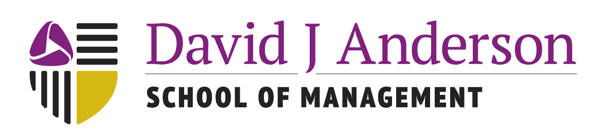 David J. Anderson School of Management