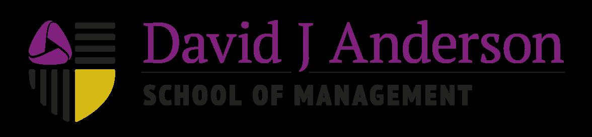 David J. Anderson School of Management