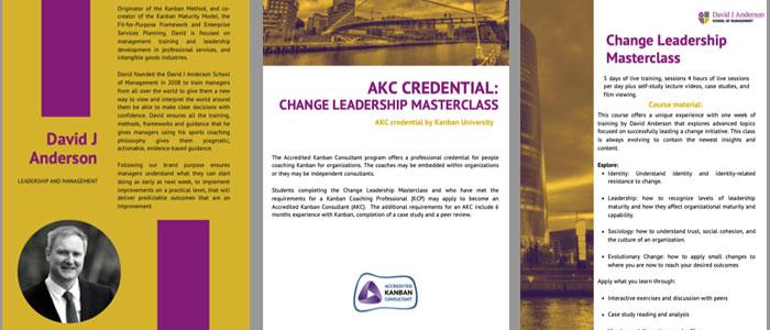 Accredited Kanban Brochure AKC