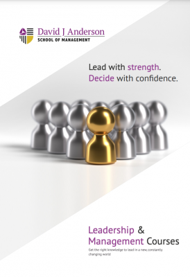 Leadership and Management Catalog